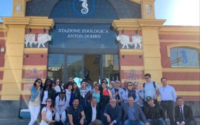 Il Colosimo e l'Institut National des Jeunes Aveugles in visita al CRTM-OGN