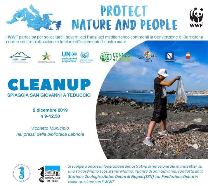 Partecipiamo a Cleanup