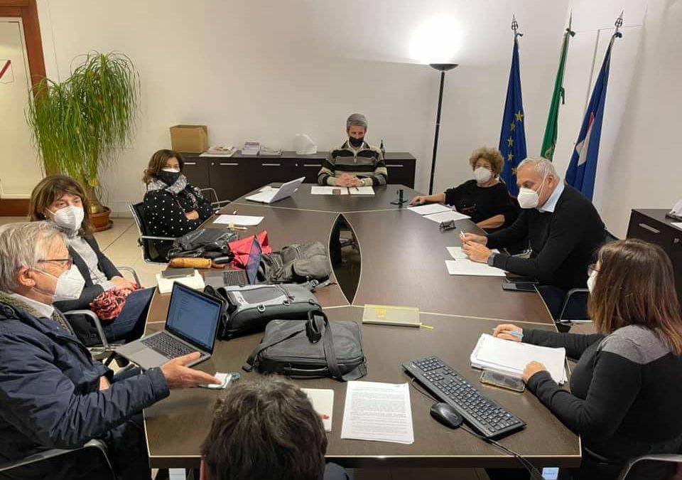 La valorizzazione e l'utilizzo sostenibile della risorsa mare attraverso il progetto Feamp Campania, incontro con l'Assessore regionale all'Agricoltura Nicola Caputo e i ricercatori della Stazione Zoologica Anton Dohrn di Napoli